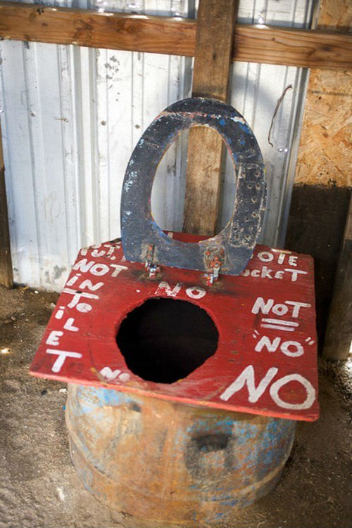 15 Of The Strangest Toilets From Around The World