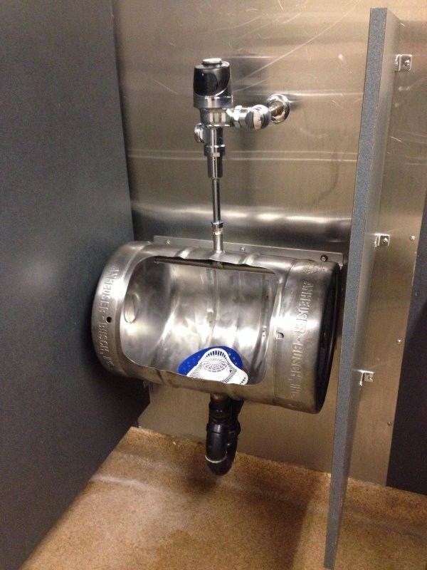 18 Urinals That Could Be Considered Over The Top