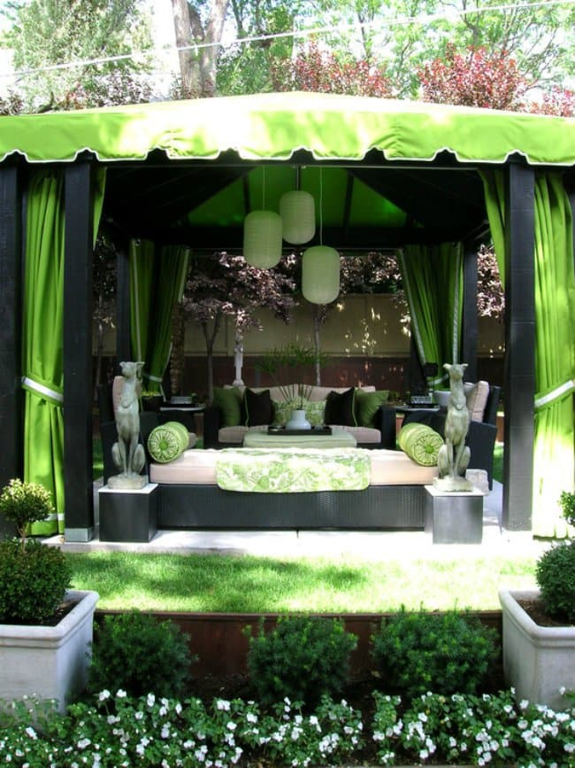 14 Of The Most Gorgeous Garden Hangout Areas Part 2