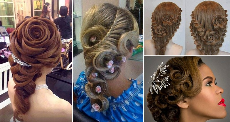 15 Creative And Beautiful Hairstyles Fit For A Disney Princess