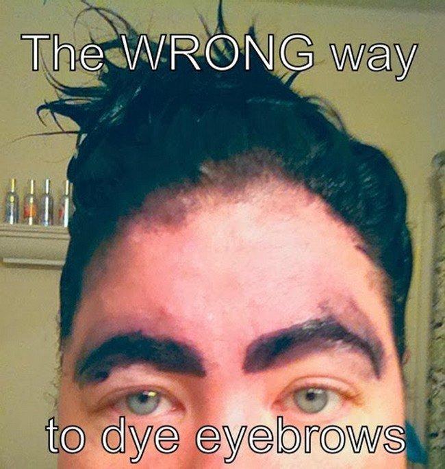 16 Hilariously Bad Pinterest Beauty Fails