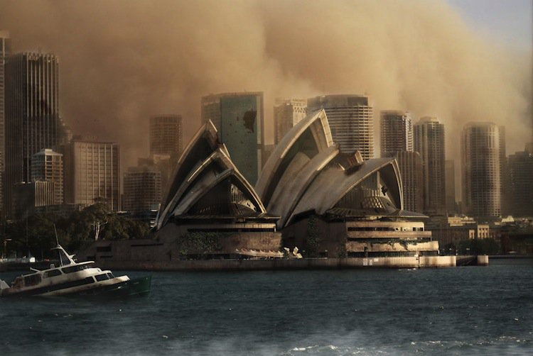 This Is What World Landmarks Would Look Like After A