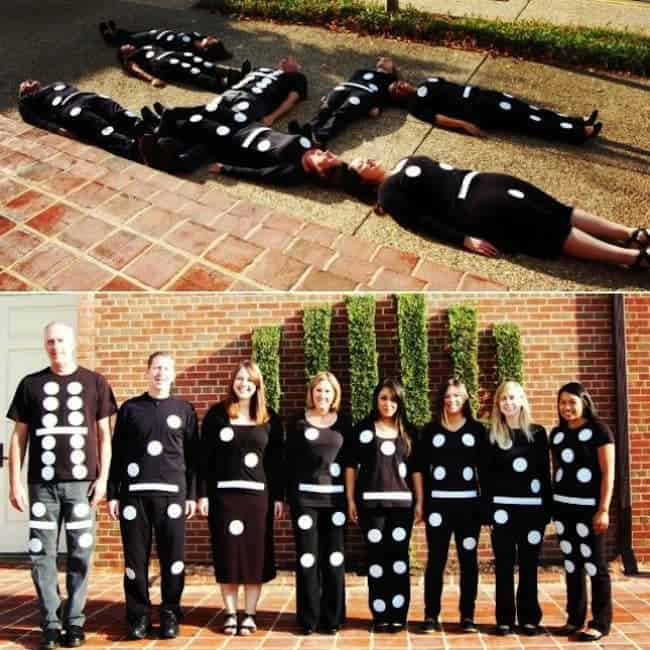 Team Spirit Bad Costume