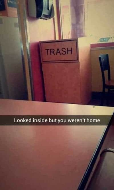 14 Awesome Snapchats That Will Make You Laugh
