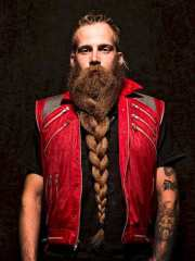 crazy beard design