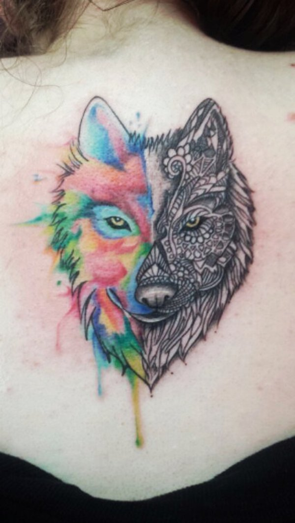 16 Stunning Colorful Tattoos That Will Make You Jealous