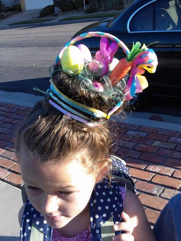 14 Kids That Have Certainly Won At Crazy Hair Day Part 2