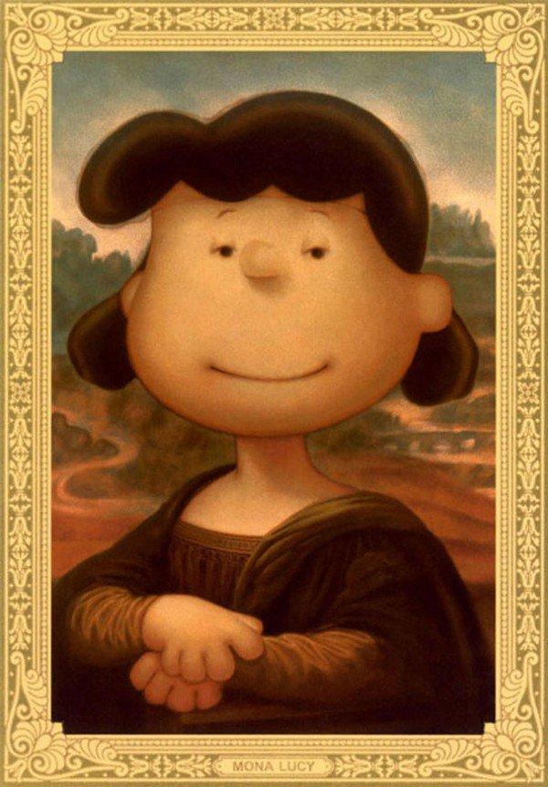 13 Mind-Blowing Interpretations Of The 'Mona Lisa' Painting
