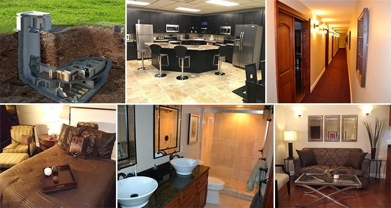 This Amazing 175 Million Underground Bunker Will Make You Want To Relocate