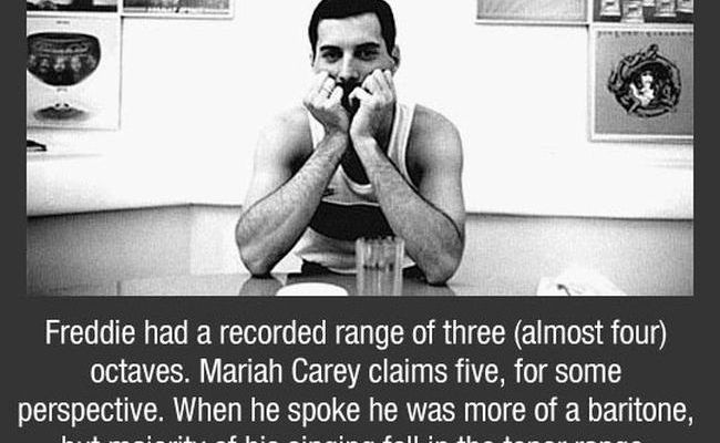 10 Interesting Facts About The Great Freddie Mercury