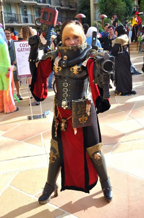 12 Amazing Cosplay Outfits You Need To See  Part 2