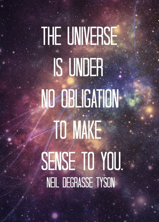 12 Inspirational Quotes From Neil Degrasse Tyson