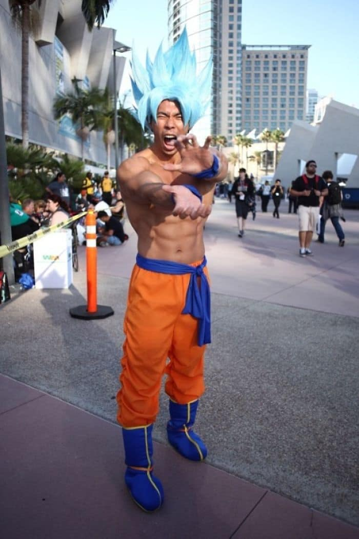 17 Of The Best Cosplays From San Diego Comic Con 2017