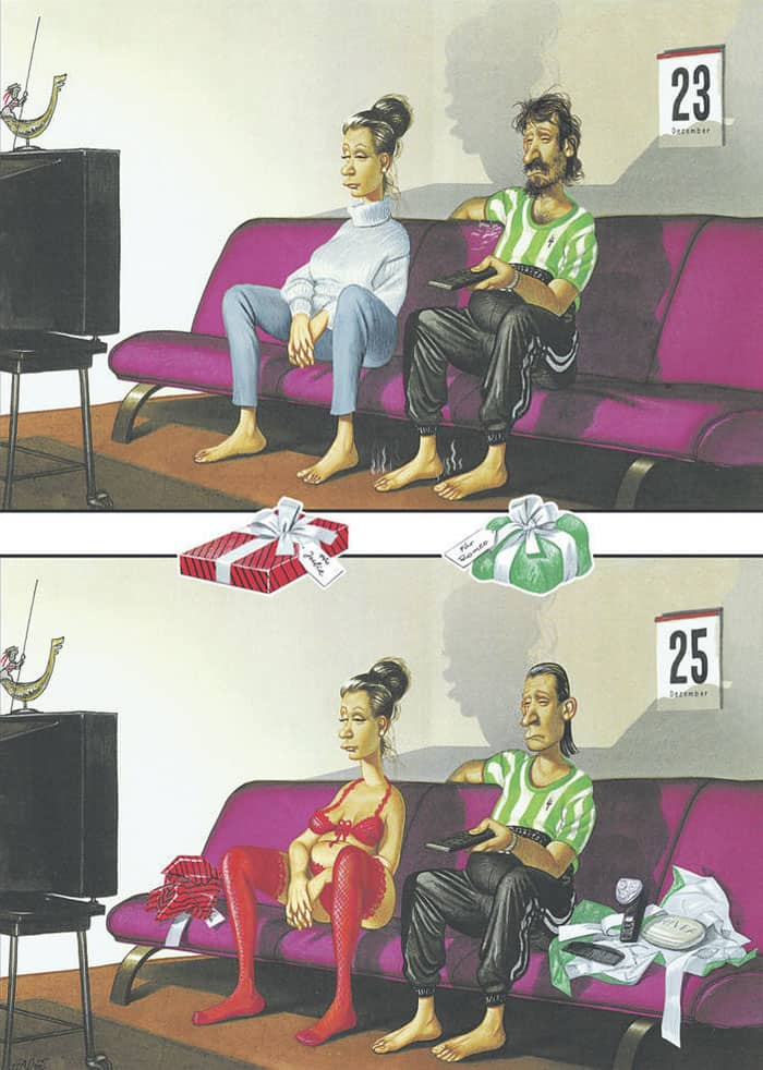 chirstmas-gifts-satirical-illustrations