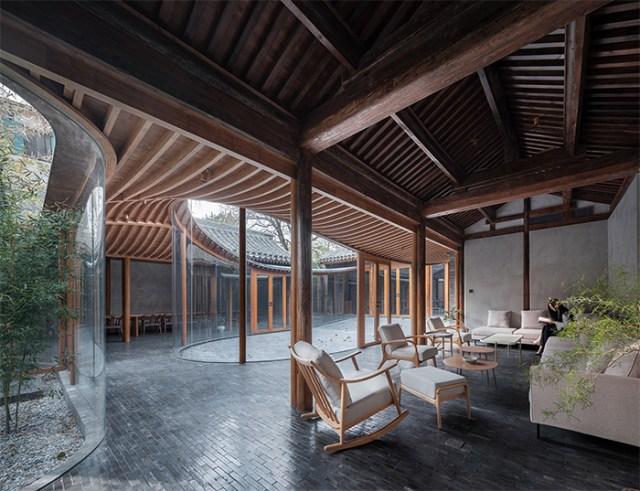 siheyuan renovation project