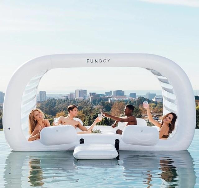 funboy giant cabana float