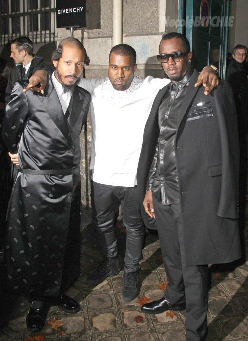 Shyne Kanye and Diddy are the Trifecta of Tacky
