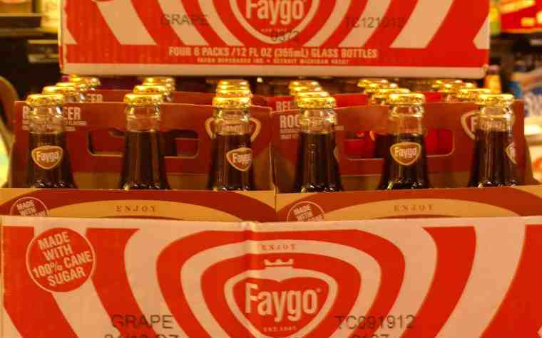 The Awesome Mitten - Faygo