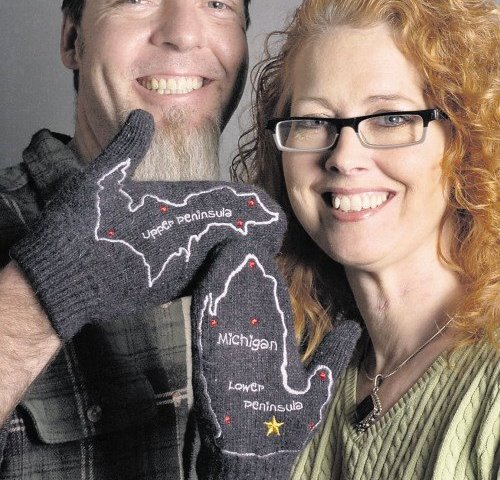 Day 324: Michigan Mittens