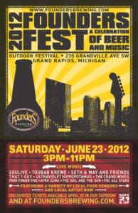 Founders Fest: A Celebration of Beer and Music