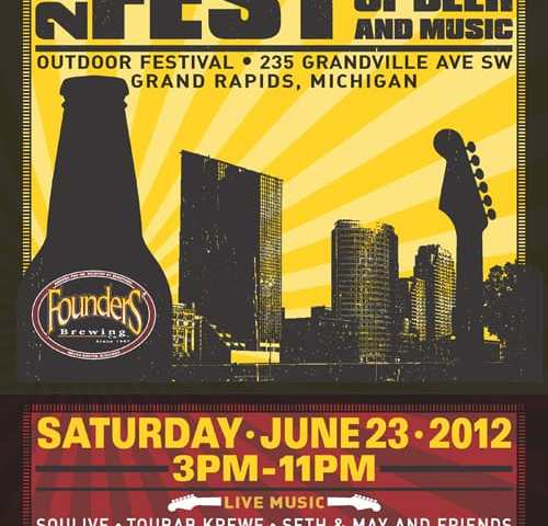 Founders Fest 2012: A Celebration of Beer and Music