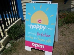 The Awesome Mitten-The Happy Woman