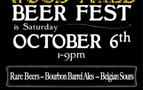 Brewery Vivant's 2nd Annual Wood-Aged Beer Fest