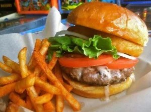 The Awesome Mitten (The Best Burger in America)