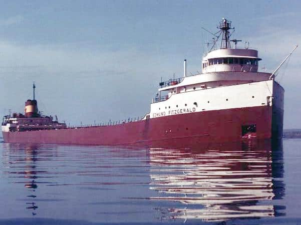 The Wreck of the Edmund Fitzgerald - The Awesome Mitten
