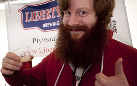 The Awesome Mitten - Detroit Beer Festival 2012