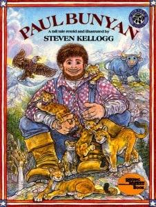 The Awesome Mitten - Paul Bunyan