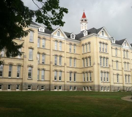 Traverse City State Hospital Grand Opening