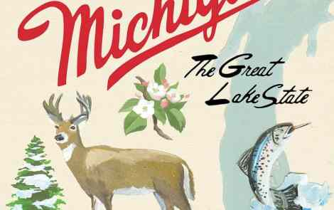 Spotify:  Mitten Songs–Songs About Michigan