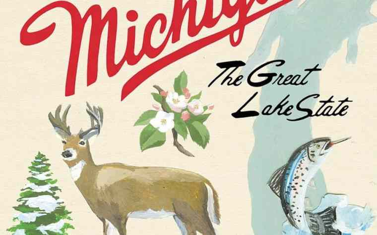 Songs About Michigan - The Awesome Mitten