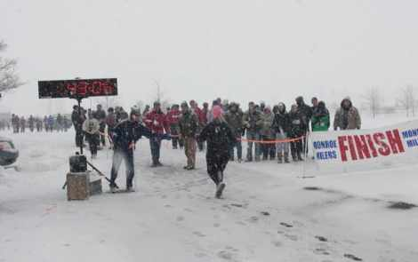 Monroe County Lake Erie Muskrat Run