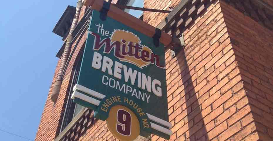 The Mitten Brewing Co. Hits Homerun
