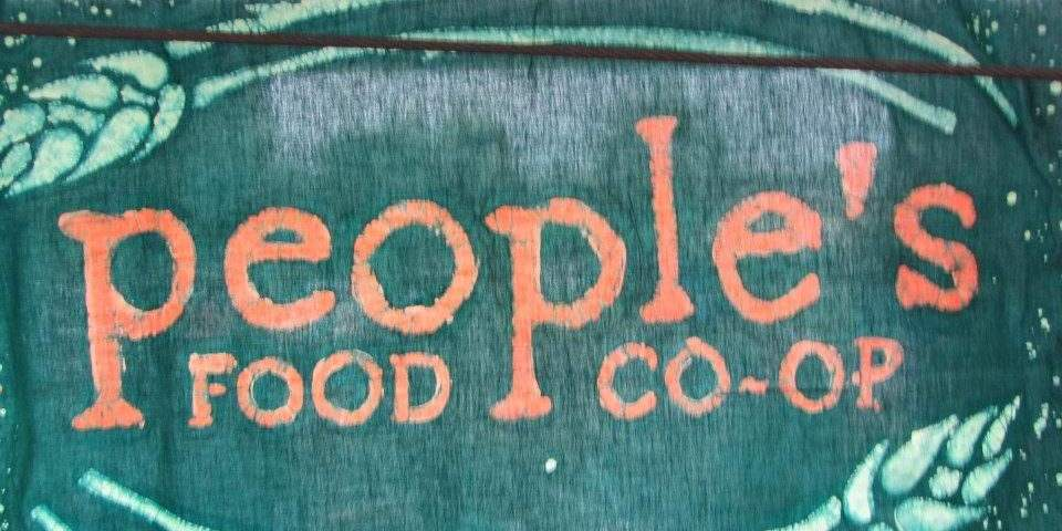 Get Lunch at the People's Food Co-op