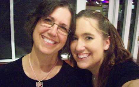 Contributing Writer Kati Bethuy and mom