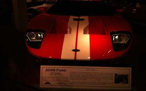 Family Fun: Gilmore Car Museum