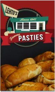 Image Courtesy of Lehto's Pasty Shop