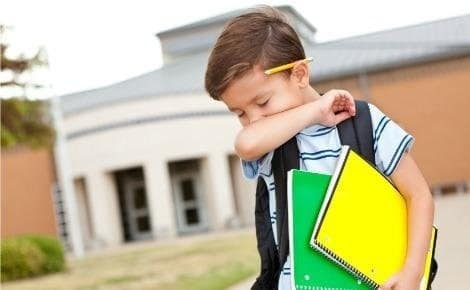 "Five Ways to Ward Off the Dreaded ""Back-to-School Bug"""