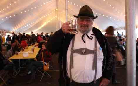 Old Town Lansing's Oktoberfest 2013