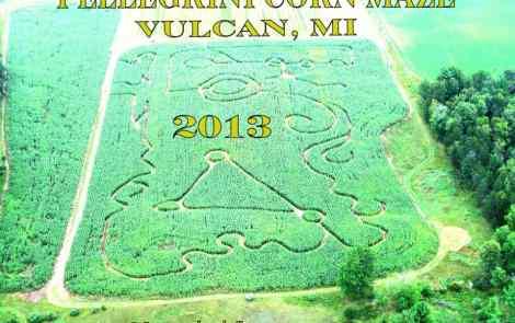 Corn Mazes of the Upper Peninsula