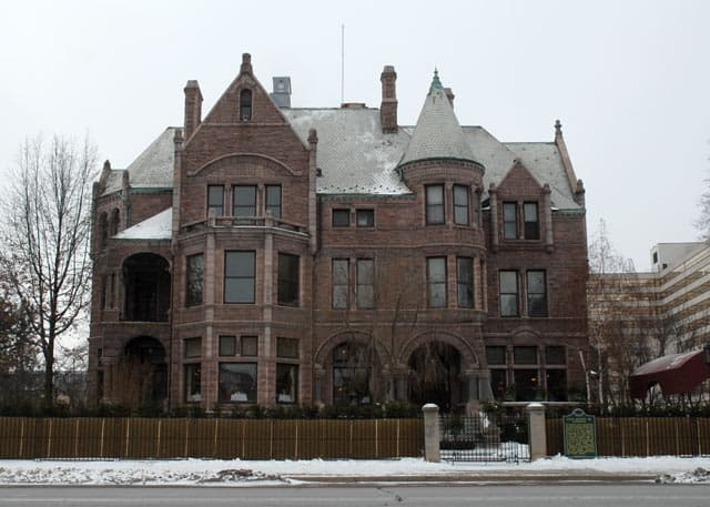 Ten most haunted places in michigan part two the for Building a home in michigan