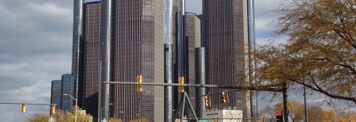 Pure Detroit Tours: Downtown Skyscrapers