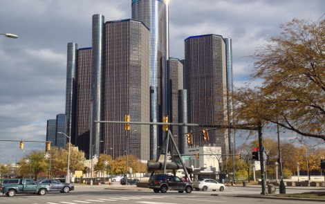 Pure Detroit Tours: Downtown Skyscrapers