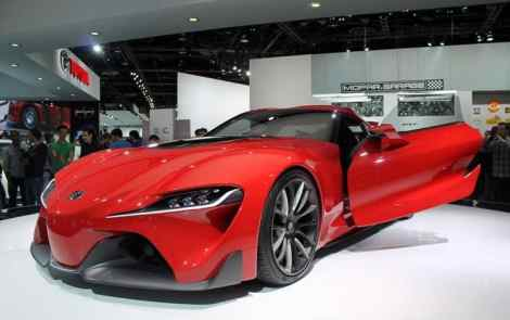 NAIAS 2014: What You Notice When You're Not Into Cars