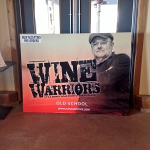 "Larry Mawby: one of northern Michigan's ""Wine Warriors."" More info at www.winewarriors.com"