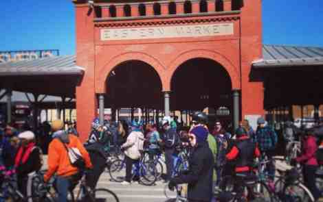 Cycling into Spring: Detroit Bike City