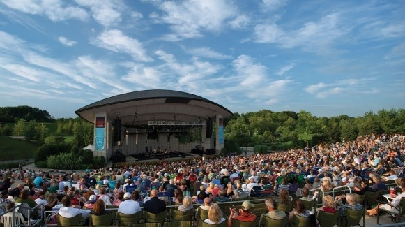 Summer Concerts at the Meijer Gardens